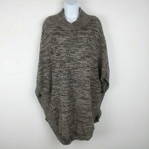 Banana Republic Size S Crochet Pop Over Sweater